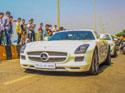 2015年Parx超级跑车展览在印度举办 豪车盛宴令人大饱眼福