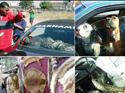 盗贼的小伙伴惊呆了 全球各种奇葩防盗车