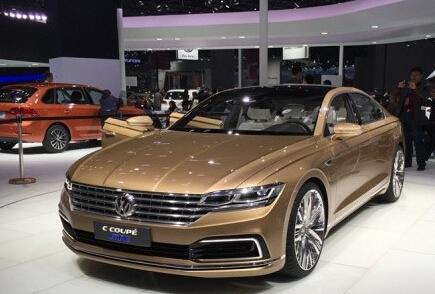 大众C coupe GTE明年国产 专为中国打造