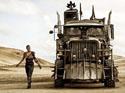 大片拍摄现场战车曝光 轿车坦克改装合体脑洞大开