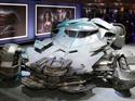 全新蝙蝠侠战车走出银幕 来到现实
