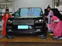 北京现嫦娥洗车 店主:比比基尼洗车高雅