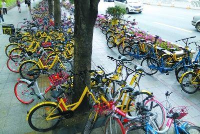 共享单车PK进新阶段
