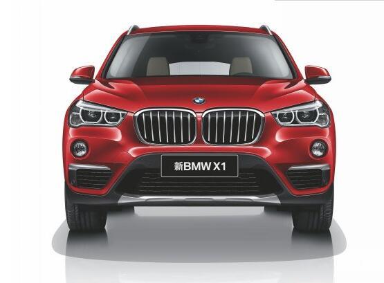 新BMW X1上市