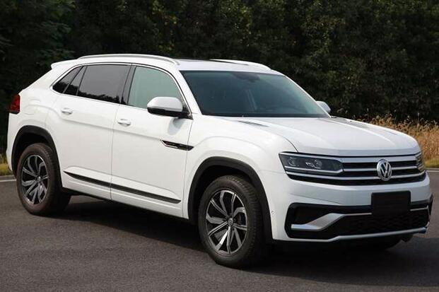 曝大众途昂Coupe申报图 中大型轿跑SUV