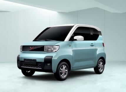 """五菱新能源车命名""""宏光MINI EV"""""""