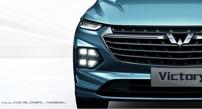五菱全球銀標首款新車渲染圖曝光