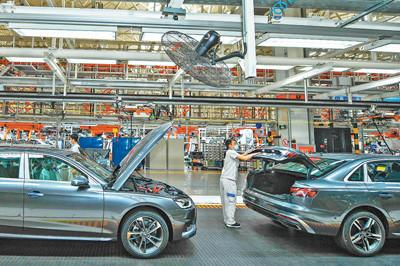 汽车消费市场 继续回暖向好